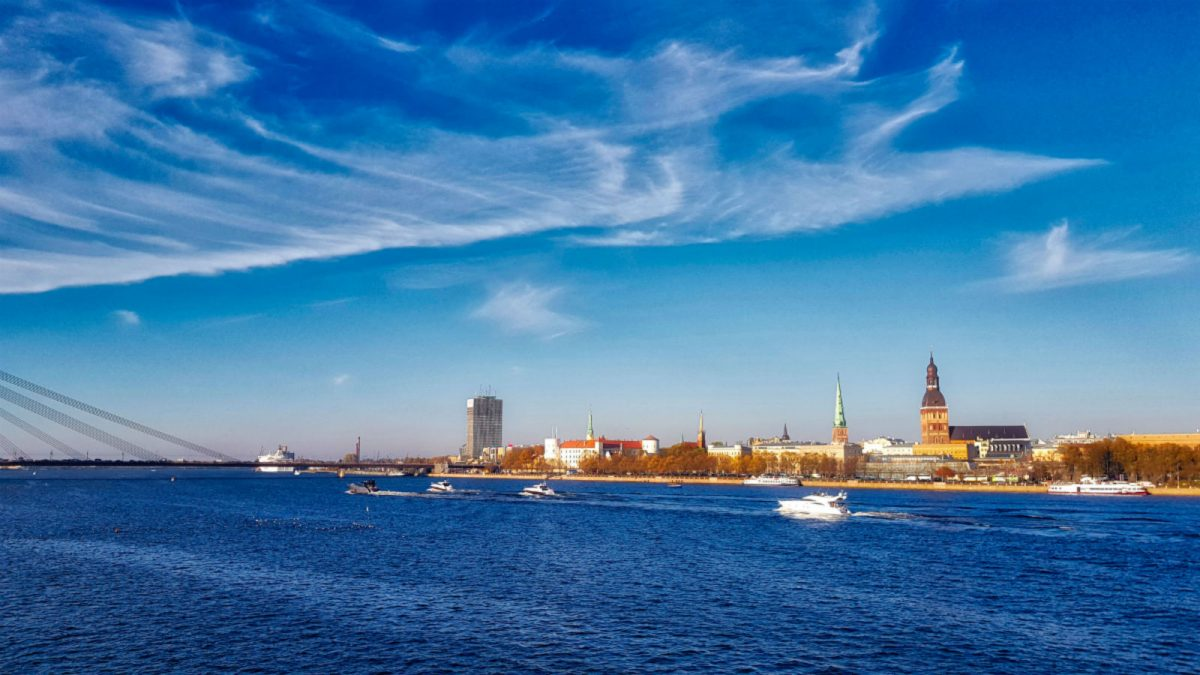 Riga city _ Escaperies